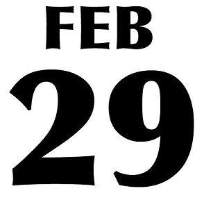 Lucky Leap Year